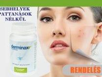 egészséges bőr Sebhelyek és pattanásko nélkül