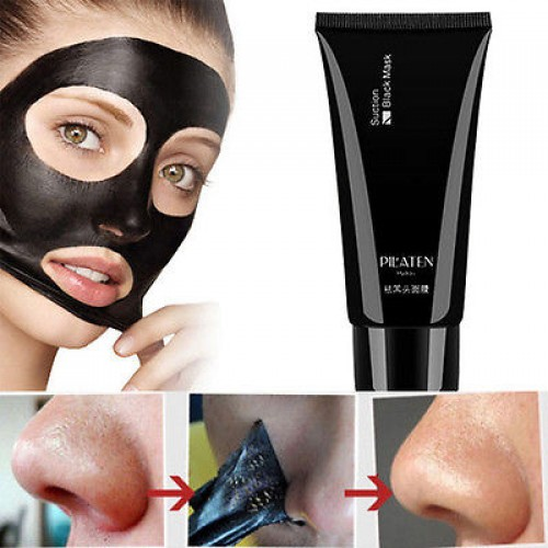 A Black Mask hatékonyan kitisztítja a pórusokat. Rendszeres használatával, drámai eredményeket érhetsz el.