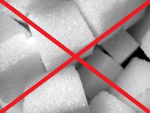 Cukor mentes táplálkozás