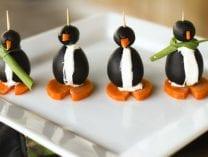 Olíva Pingvinek : Egészséges, finom és látványos