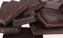 Zsírégető élelmiszerek - étcsokoládé 170 kalória, 28 gramm
