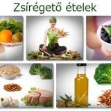 Zsírégető élelmiszerek
