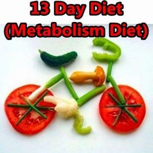 13 napos diéta