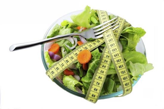 Fogyókúra étrend