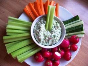 GI diétás ételek: Alacsony glikemias index értékű saláta