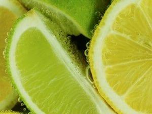 Lúgosító gyümölcsök citrom