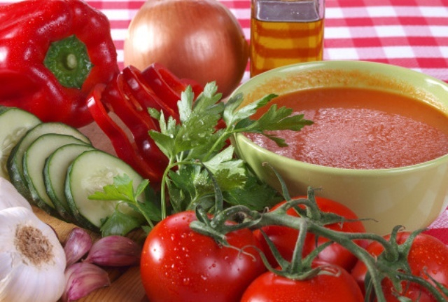 Gazpacho juice  - Léböjt Recept