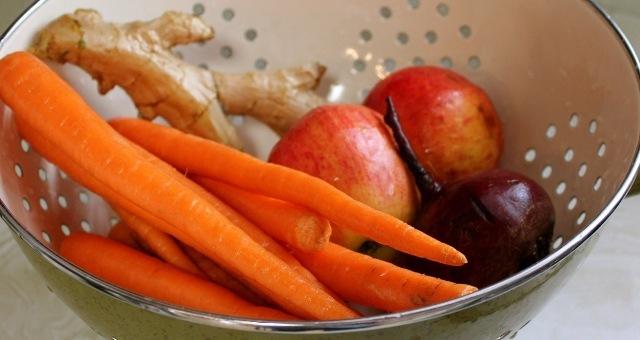 Alma, répa, cékla juice  - Léböjt Recept