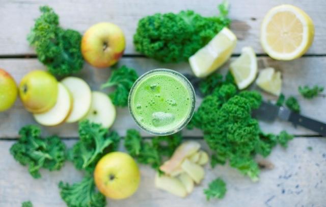 Zöld meglepetés  - Léböjt Recept