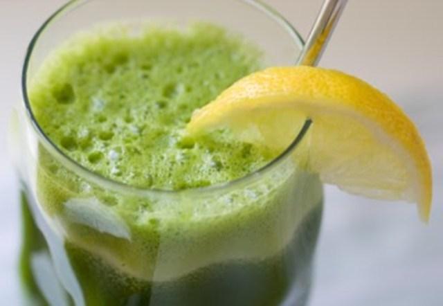Almás zöld turmix - Léböjt Recept