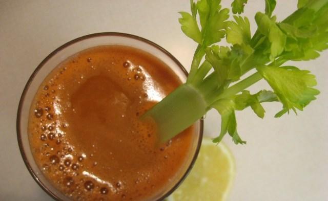 Immunrendszer erősítő juice - Léböjt Recept