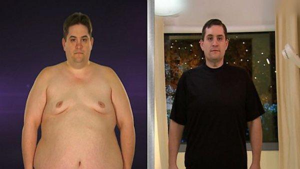 Jason 39 kg-ot fogyott 90 napos diéta étrend hatékony fogyás