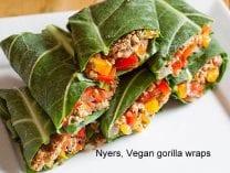 Nyersetel dieta gorilla wraps-001