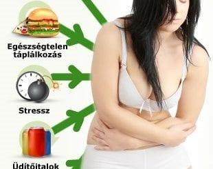 mérgező élet, stressz, mozgáshiány, egészségtelen táplálkozás