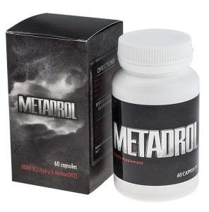 Metadrol izomnövelő