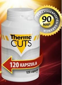 Thermacuts fogyókúrás tabletta