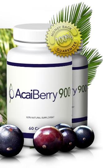 Acai berry  Acai Berry 900 súlycsökkentő