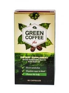 Zöld kávébab fogyókúrás szer