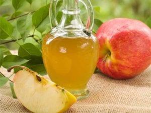 Visszér ellen almaecet