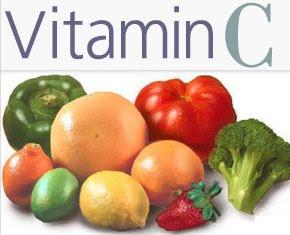 C vitamin források