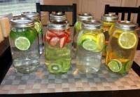 Saját készítésű, frissítő, méregtelenítő, fogyasztó italok az egészségért.