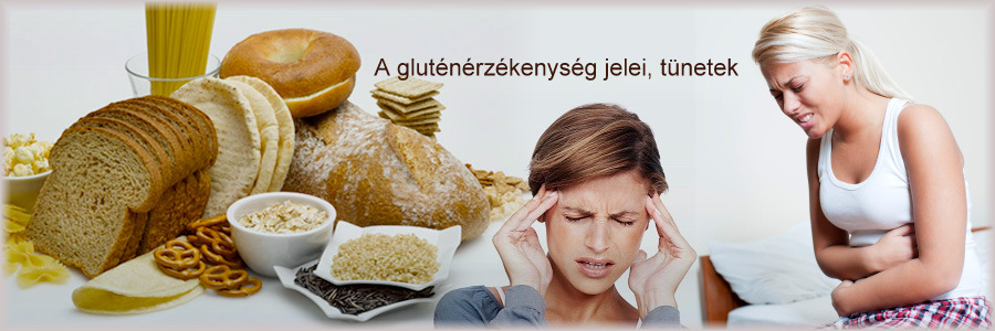A glutenerzékenység tünetei