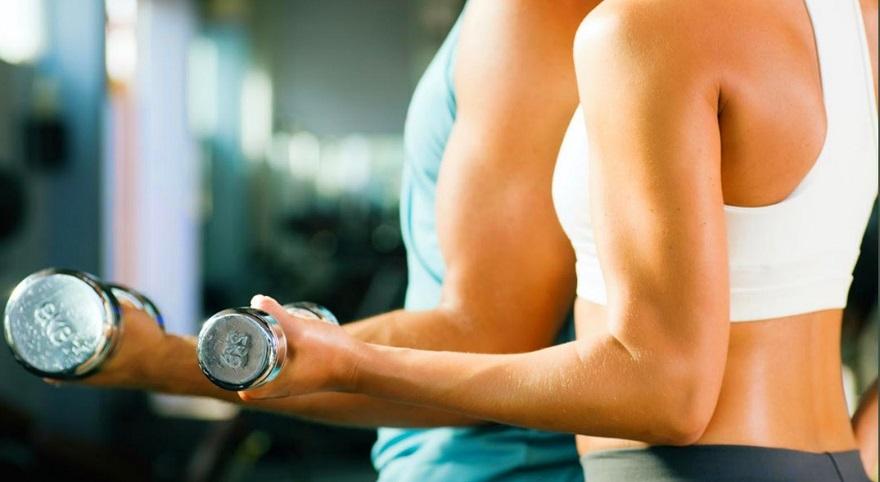 Kar és karizom gyakorlatok, bicepsz, tricepsz, váll