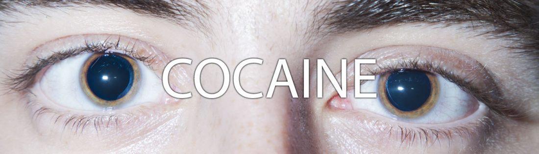 Kokain drog tünetei