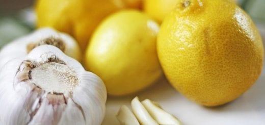 fokhagyma citrom gyogyhatás