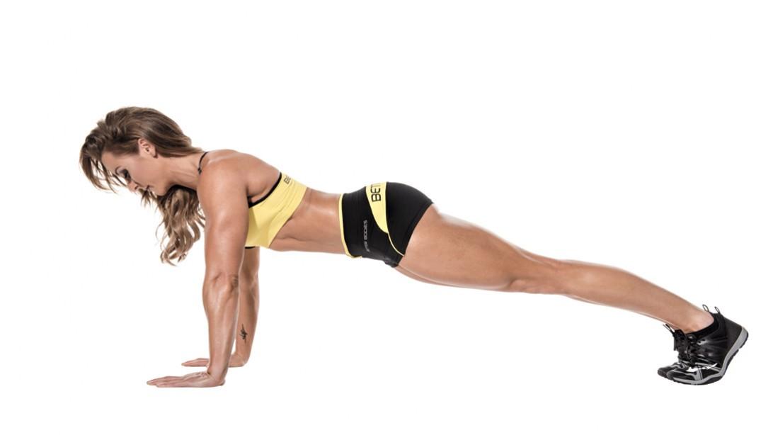 Plank kitartás