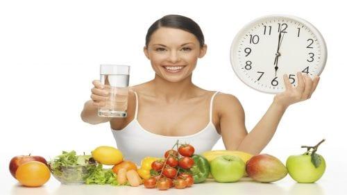 1 hetes diéta