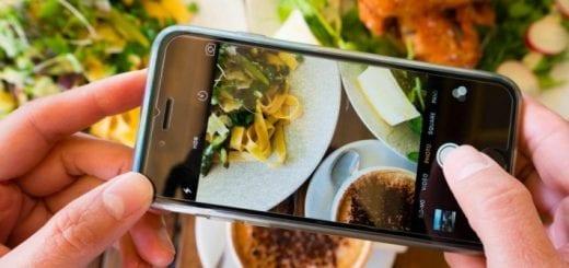 Fényképezz le mindent amit megeszel!