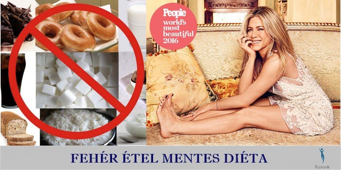 Feher étel mentes diéta -Fehér étel mentes diéta
