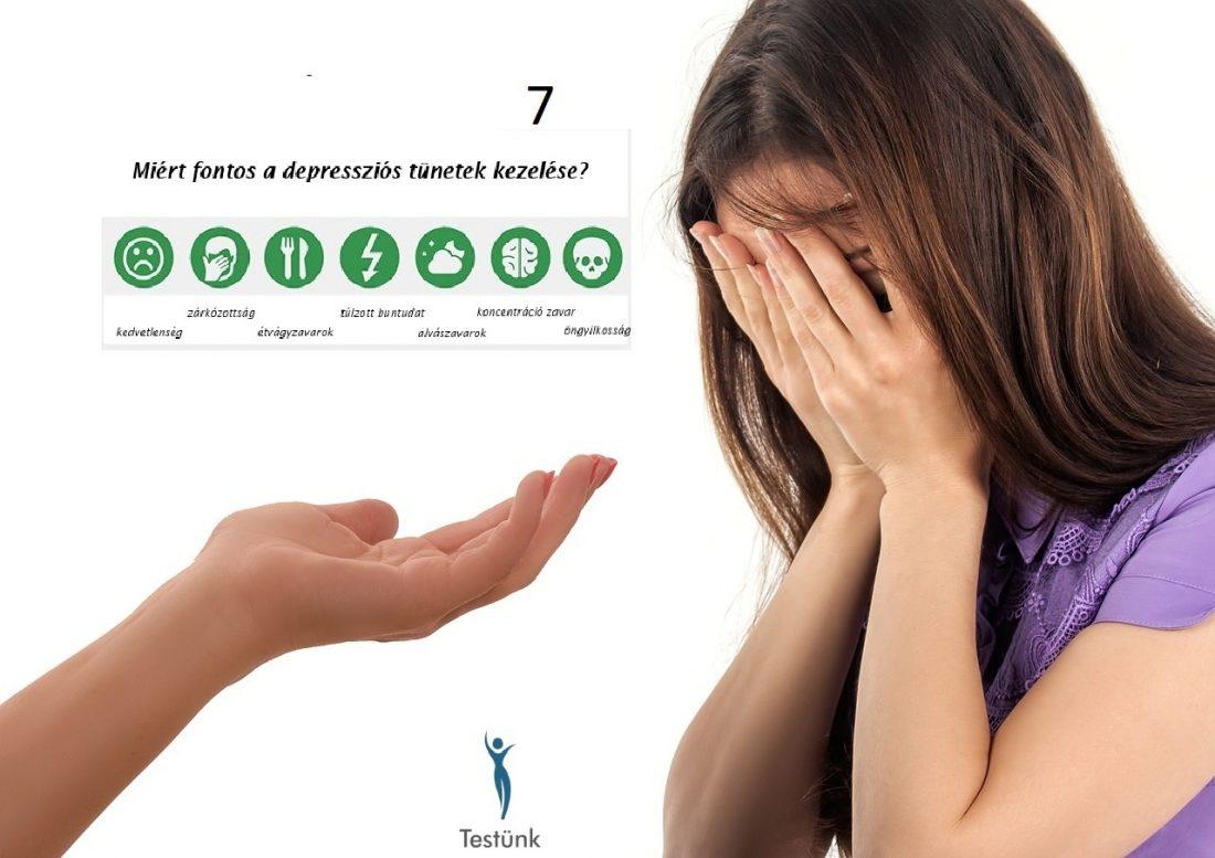 Depresszió 7 jele
