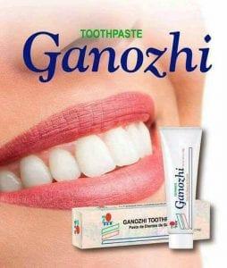 Ganozhi fluoridmentes fogkrém