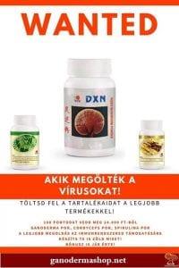 Immunerősítő pecsétviaszgomba és gyógygomba termékek