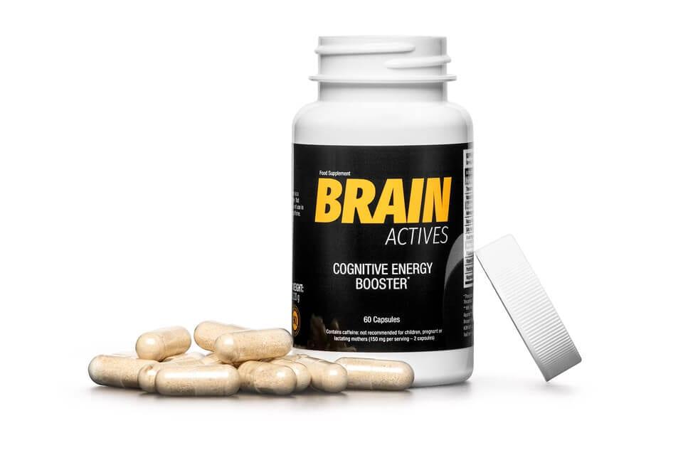 BrainActives-memória javító
