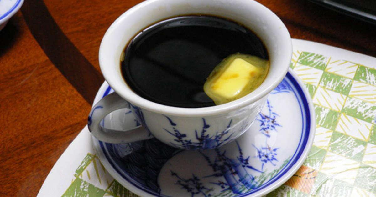 Kávé vajjal (vagyis a vajas kávé)